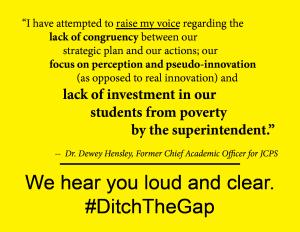 DItch The Gap
