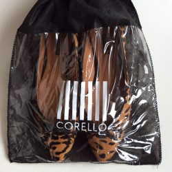 Leopard Ballet Flat - Bag