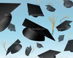 college graduation, mortar board