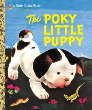 The Poky Little Puppy DearKidLoveMom