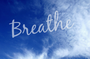 Breathe. It's good for you. DearKidLoveMom.com