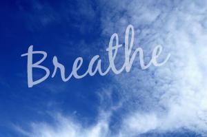 Breathe. It's good for you. DearKidLoveMom.com