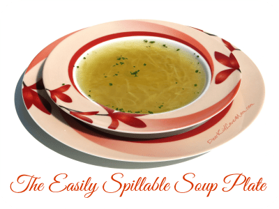Things you don't know about the 7 kinds of soup bowls. DearKidLoveMom.com