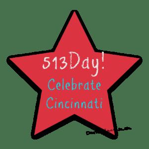 #513Day Let's celebrate Cincinnati! DearKidLoveMom.com