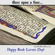 Book Lover's Day and the Library of Congress