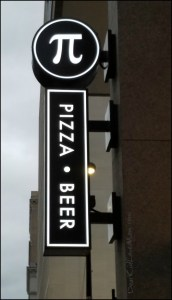 Pi Pizza and Beer. Date night dinner. DearKidLoveMom.com