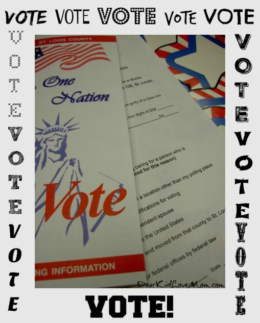 10 Reasons College Students Should Vote. DearKidLoveMom.com