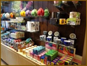 What a wonderful tea store. DearKidLoveMom.com