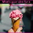 Creative Ice Cream Flavor Day