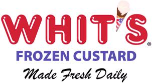 Whit's Frozen Custard.