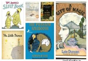 Some of my favorite books. DearKidLoveMom.com