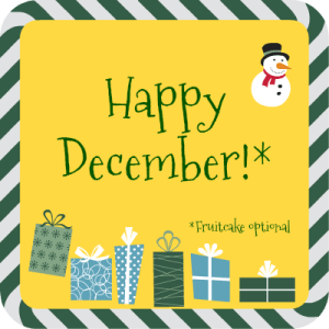 Happy December. Interesting Facts About December That Are (Mostly) Not About Christmas. DearKidLoveMom.com