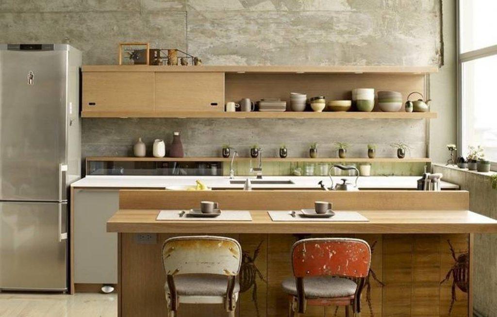 il minimalismo in cucina