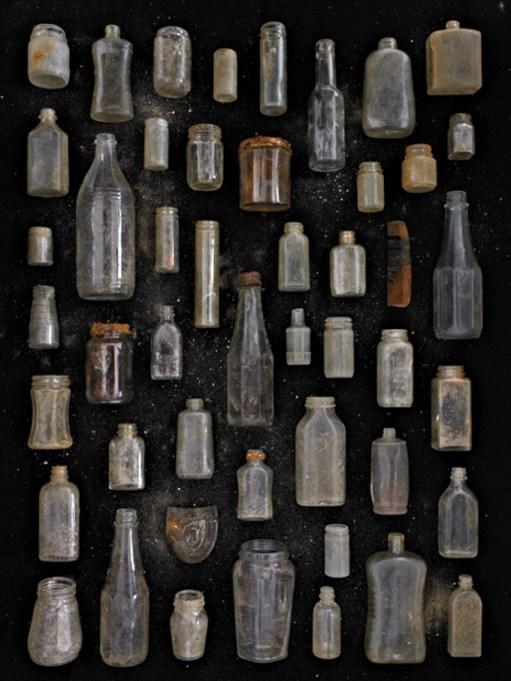 raccolta differenziata, vetro