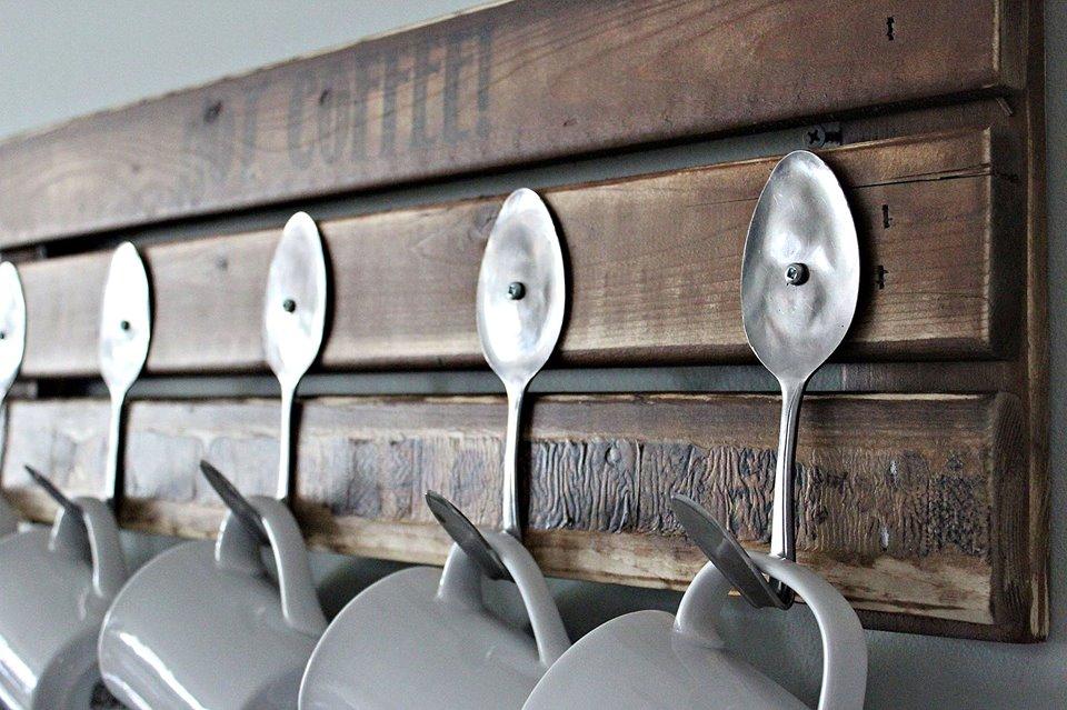 utensili da cucina, un nuovo punto di vista