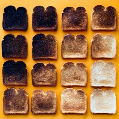 Sfumature di toast