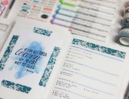 bullet journal für anfänger deutsch