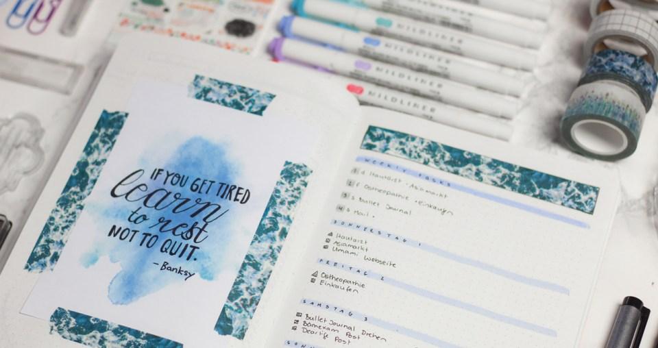 Bullet Journal für Anfänger: Starte deinen Planner in 10 Minuten