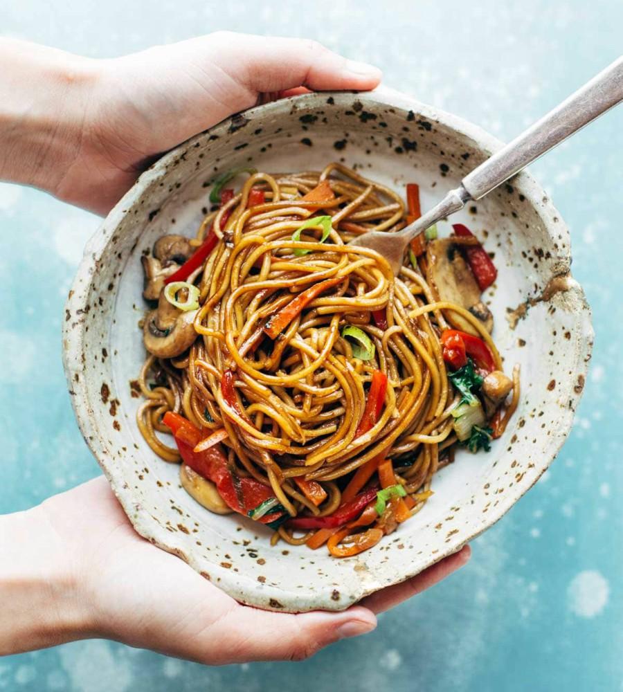 νηστίσιμες συνταγές για βραδινό
