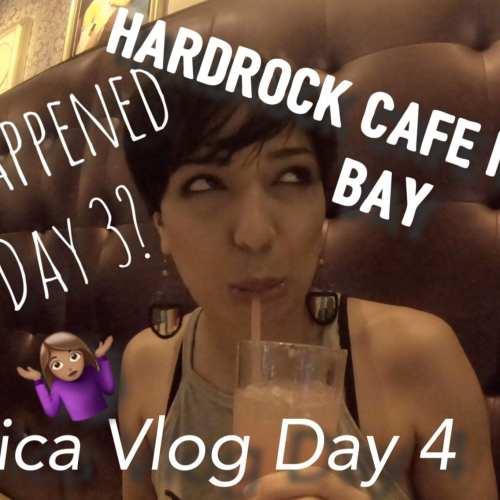 dinner at hardrock cafe montego bay
