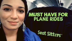 Plane travel Seat Sitters
