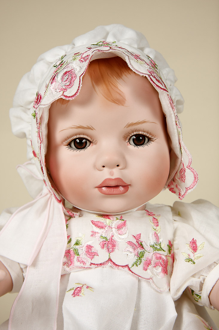 Baby Rosebud  Collectible Doll