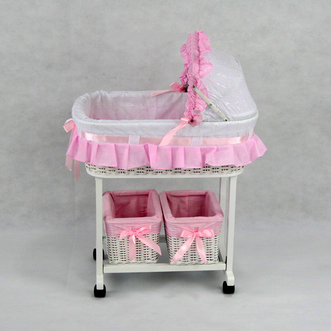 Doll Accessories Doll Carriages Strollers Carriers Julia Doll Bed With Two Tidies