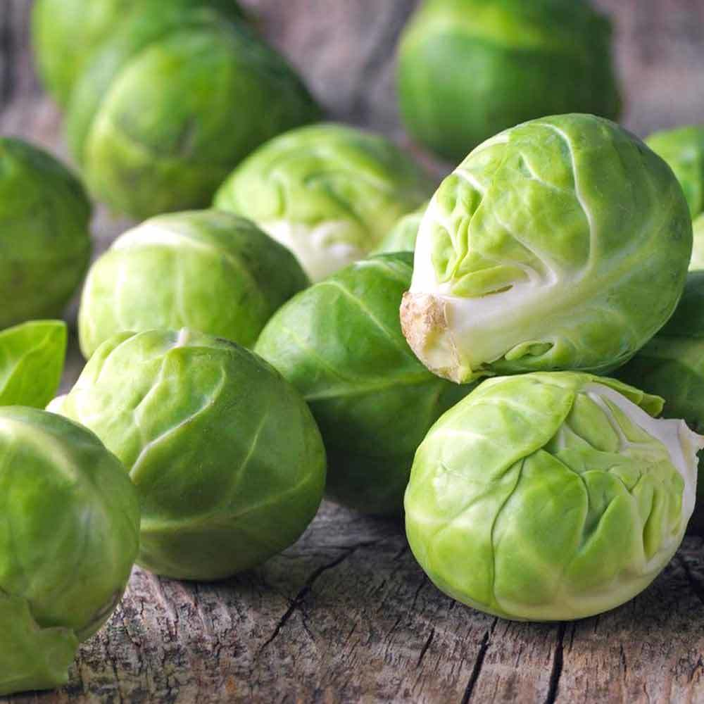 These Amazing Brussels Sprouts