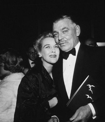 Image result for clark gable and kay spreckels
