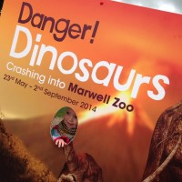 Rise of the Dinosaurs at Marwell Zoo
