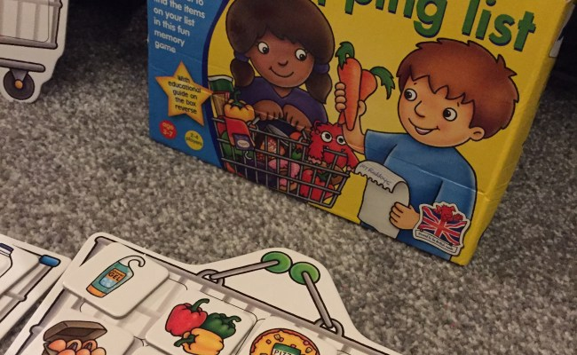 Orchard Toys Shopping List Game Review Dear Mummy Blog