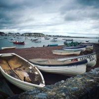 Smugglers, crabbing and treasure in Shaldon, Devon