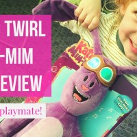 Magic Twirl Mim-Mim Plush Toy Review