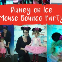 Disney on Ice - VIP Mouse Bounce Party!
