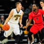 Iowa Basketball Previewing The Rutgers Scarlet Knights