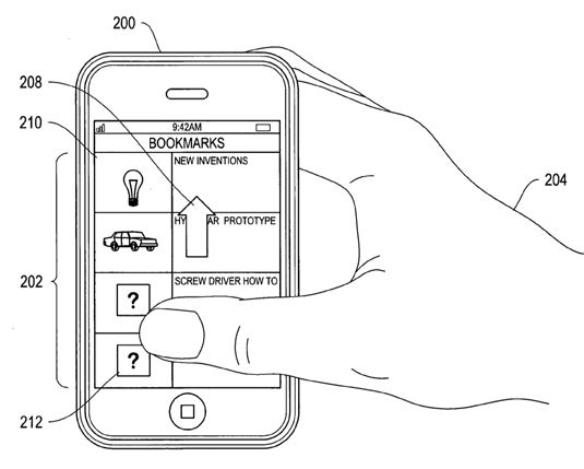 Patente reconocimiento facial Apple