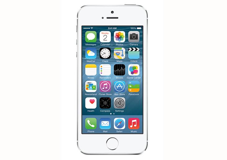 Interfaz iOS 8
