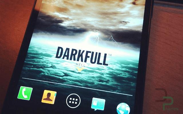 wiko darkfull pantalla