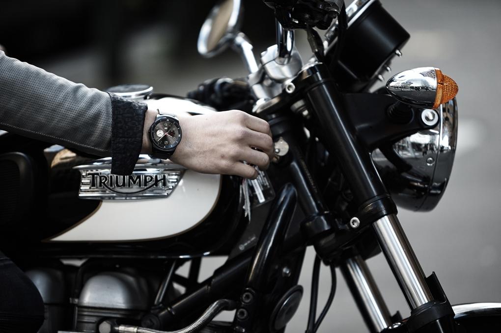 LG G Watch R 4
