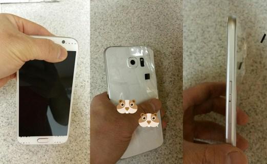 Galaxy S6 filtrado 1