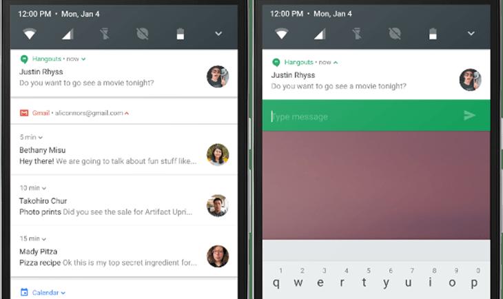 Android-N-notificaciones