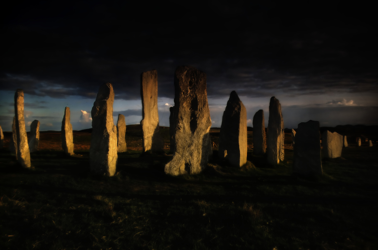 Magical Standing Stones