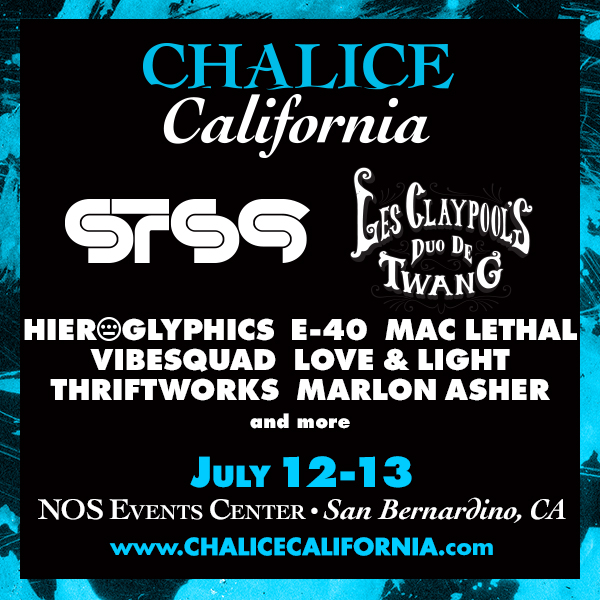 Giveaway: Tickets to Chalice California