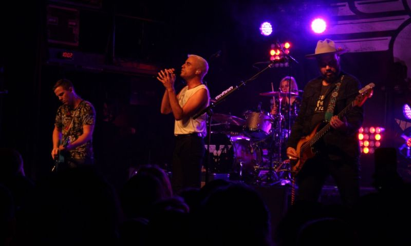 Neon Trees – Irving Plaza (New York City) Show Review
