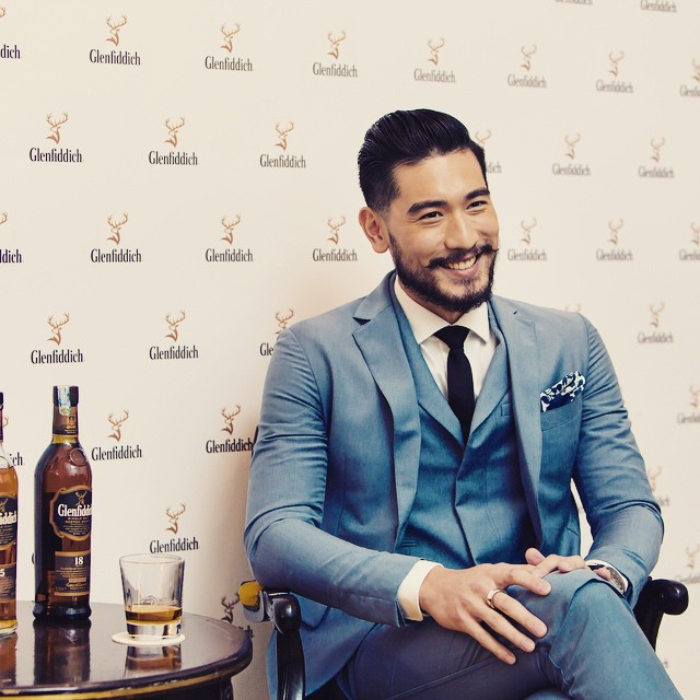 Source: @Godfreygao via Instagram