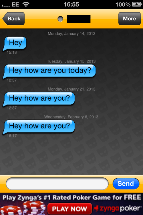 The truth is gay men turn to Grindr when we