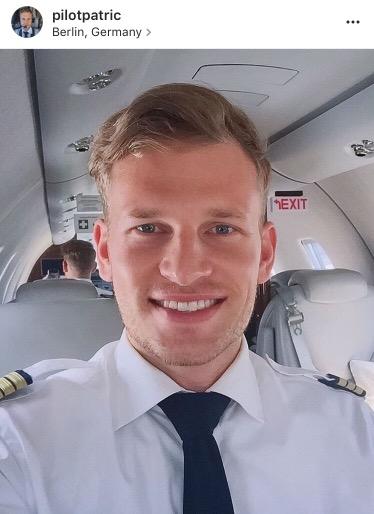 gay pilot dating