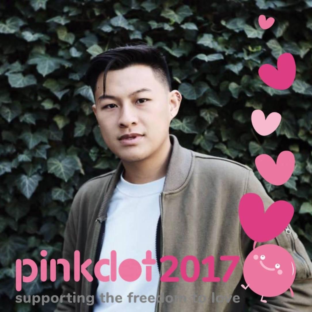 Lewis Loh Pink Dot