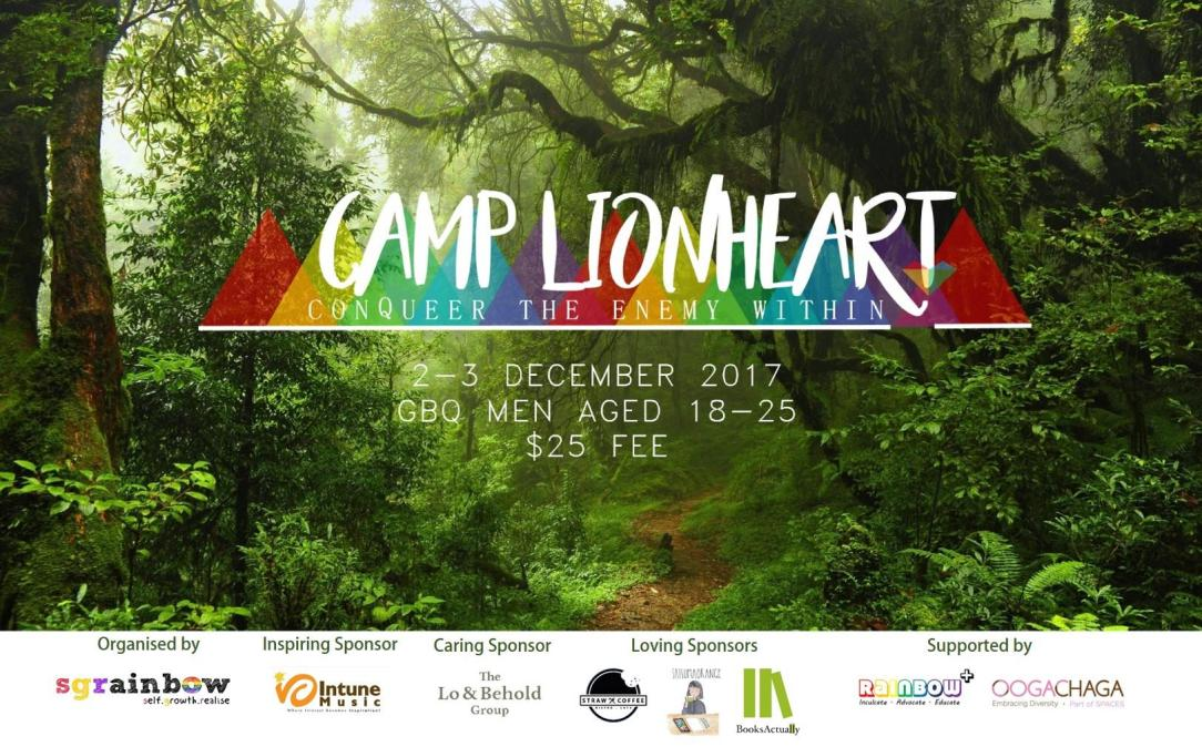 Camp Lionheart DP