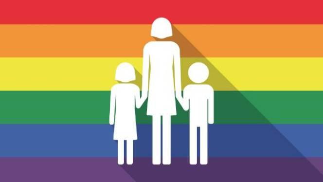 Rainbow parent lgbt children